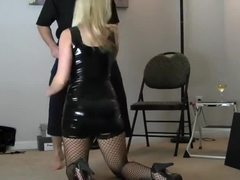 Heels, Femdom, Ball kicking, Shoes, Mistress