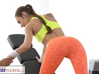 Fitnessrooms users sexual fantasy all come true