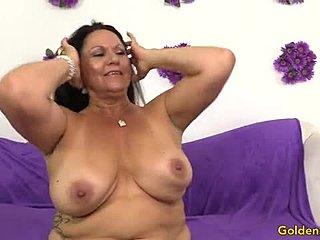 Old lady free sex videos