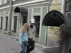 High definition, Russian, Balcony, Sucking