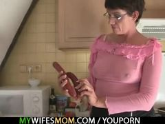 Horny, Mommy, Mother-in-law