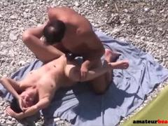 Cougar, Hidden cam, Homemade, Beach, Amateurs, Couple, Sex, Hidden, Nudist, Beach sex, Milf, Quickie, Outdoor, Public, Voyeur, Mommy, Spying