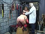 Bisexual, Group, Sex, Maledom, Mature, 3 some, Blonde, Blowjob, Nylon, Master, Milf, Tits, Bdsm, Facial, Redhead