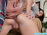 Old and young, Wanking, Hairless, Dad and girl, Facial, Fucking, Young, Old, Shaved, Schoolgirl, Grandfather