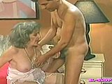 Babysitter, Mommy, Vintage, Classic, Mature, Antique, Retro, Big tits, Boobs, Cougar, Old, Tits, Granny, Huge, Grandmother