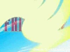 Cartoon Großer Schwanz Creampie