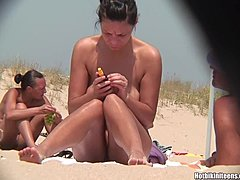 Nudist Free sex videos - Amazing and stunning nudists have some nice time /  TUBEV.SEX